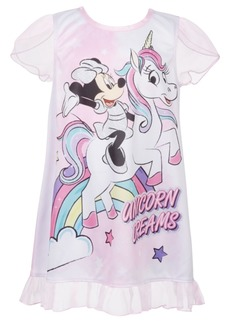 Disney Toddler Girls Minnie Mouse Nightgown