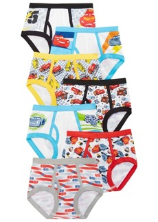 Disney's Car's 7-Pk. Brief Underwear, Toddler Boys