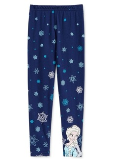 Disney's Little Girls Frozen Elsa Leggings