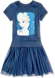Disney's Frozen Popover Dress, Toddler & Little Girls (2T-6X)