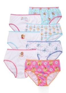 Disney's Frozen Underwear, 7-Pack, Little Girls & Big Girls