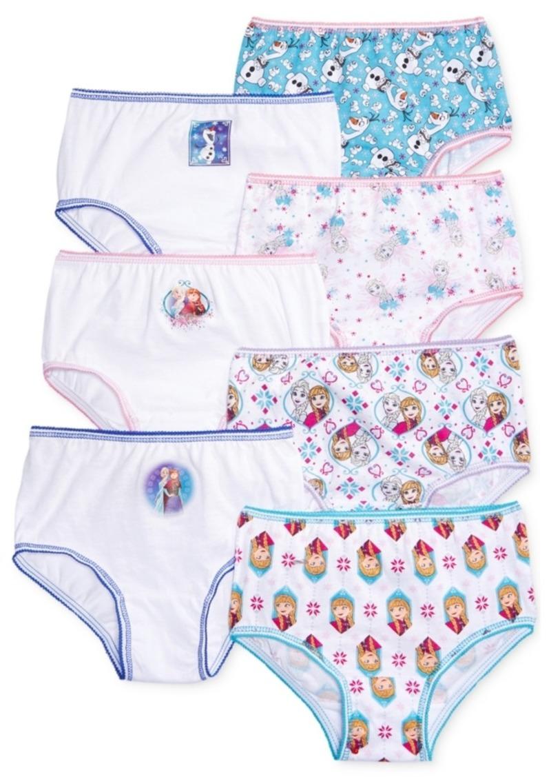 Disney's Frozen Underwear, 7-Pack, Toddler Girls