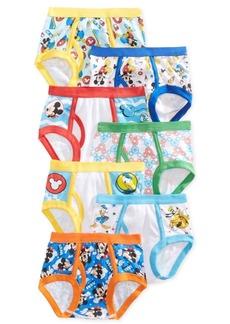 Disney's Mickey Mouse 7-Pk. Cotton Briefs, Toddler Boys