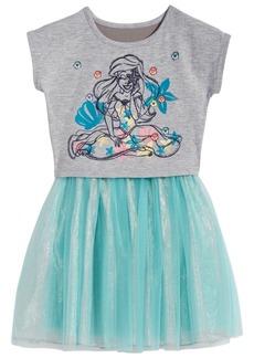 Disney's The Little Mermaid Ariel Popover Dress, Little Girls