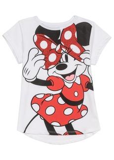 Girls Disney Minnie Mouse Tee Toddler