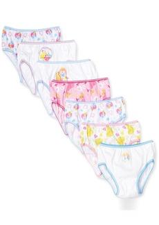 Handcraft Little Girls'  Disney Princess 7 Pack Underwear