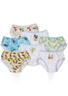 Disney Handcraft Little Girls'  Tinkerbell 7 Pack Underwear