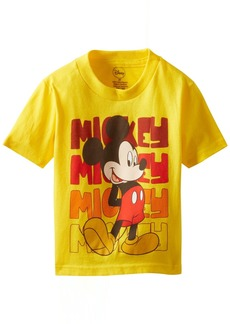 Disney Mickey Mouse Little Boys' Toddler Classic Toddler T-Shirt