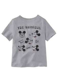 Disney Mickey Mouse the Original Short Sleeve Little Boys T-shirt