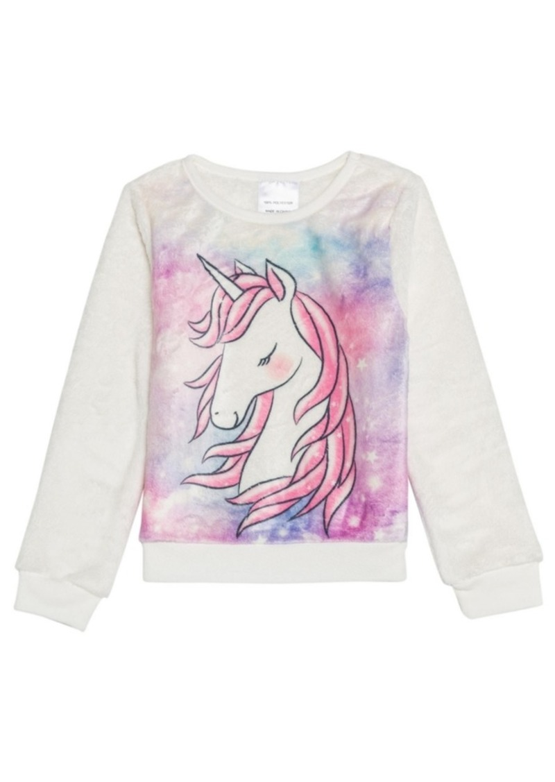 Disney Girls Unicorn Beauty Woobie