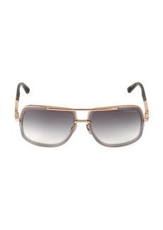DITA 56MM Square Aviator Sunglasses