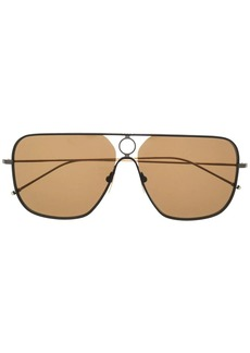 DITA x Thom Browne square frame sunglasses
