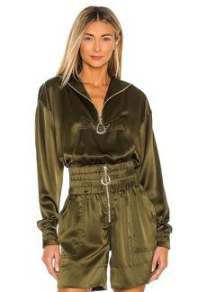 Divine Heritage x REVOLVE Silk Pullover