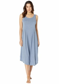 "DKNY 44"" Sleeveless Gown"