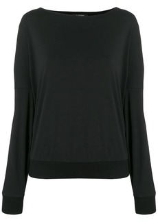 DKNY bead detail sweatshirt