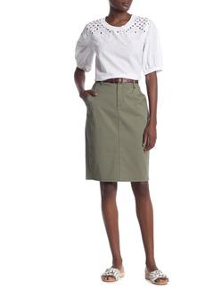 DKNY Cargo Skirt