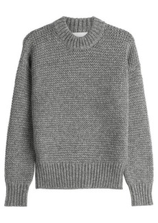 DKNY Chunky Knit Merino Wool Pullover