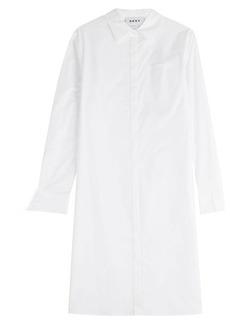 DKNY Cotton Shirt Dress