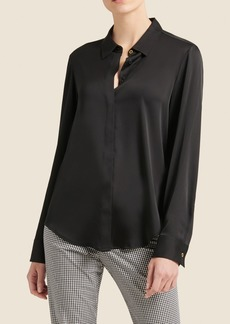DKNY Covered Placket Shirt