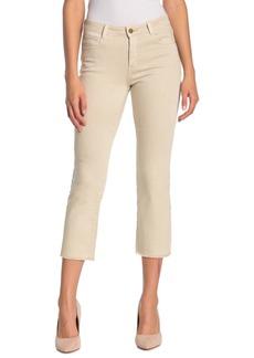 DKNY Cropped Kick Flare Jeans