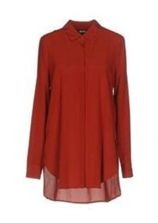 DKNY - Solid color shirts & blouses