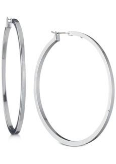 "Dkny 2"" Thin Hoop Earrings, Created for Macy's"