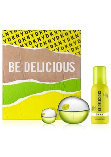 Dkny 3-Pc. Be Delicious Holiday Gift Set