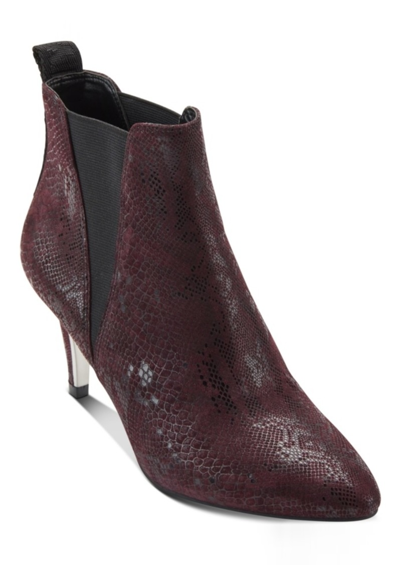 Dkny Alani Booties, Created For Macy's