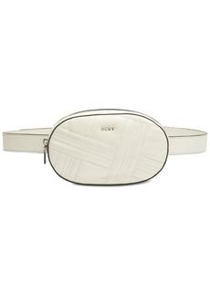 Dkny Allen Crossgrid Belt Bag, Created for Macy's