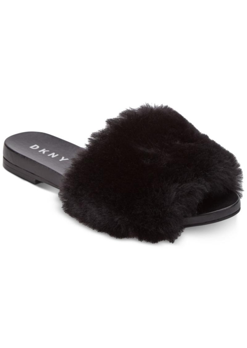 ebc0b982f69 DKNY Dkny Amy Flat Sandals