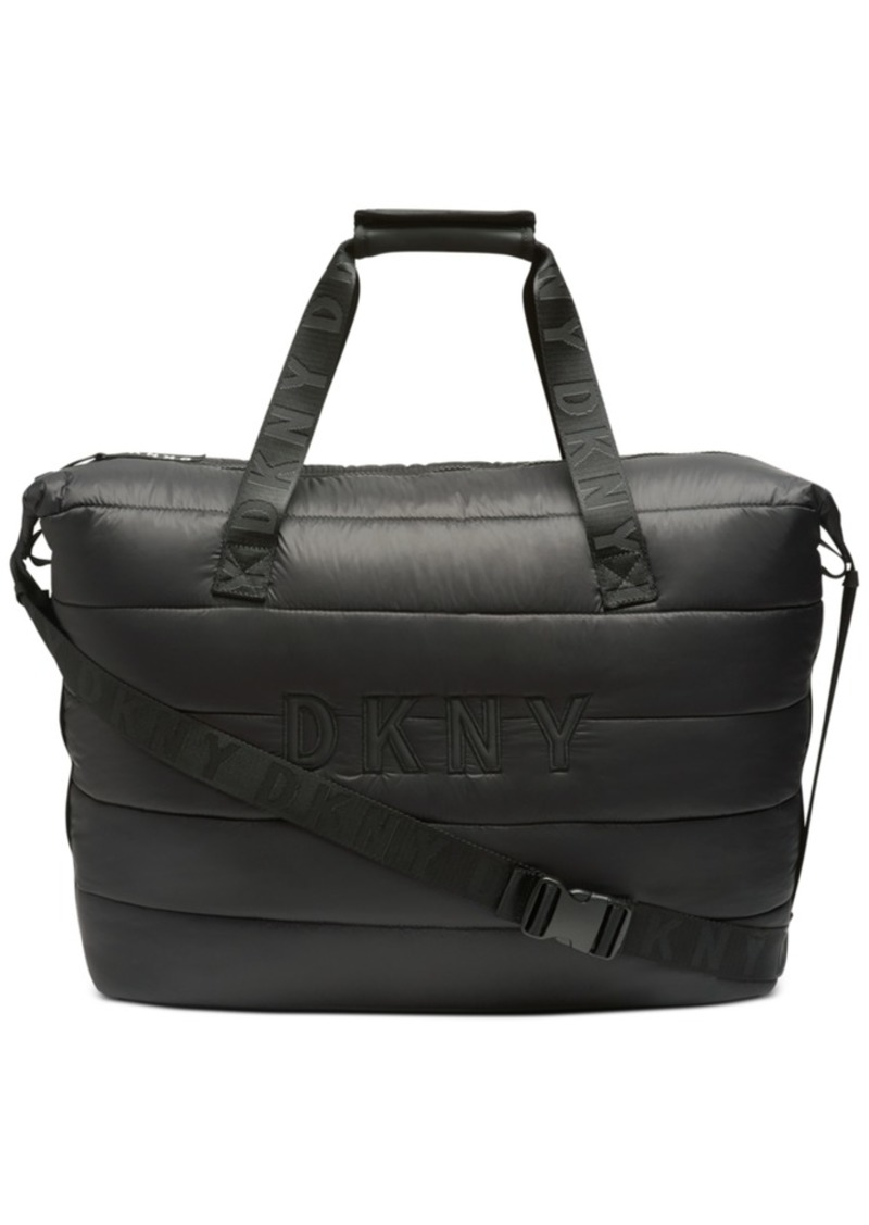Dkny Astoria Nylon Duffel, Created For Macy's