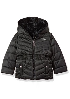 DKNY Baby Girls Outerwear Jacket (More Styles Available)  18M