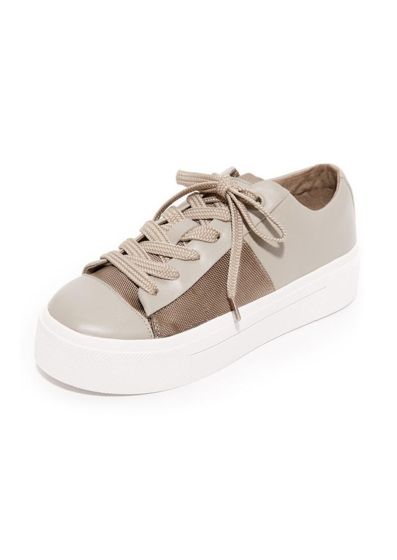 51f7d60cac3 DKNY DKNY Bari Platform Sneakers