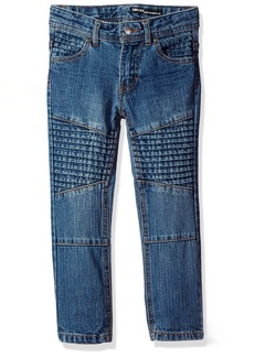 DKNY Boys' Big Slim Fit Jean (More Styles Available)