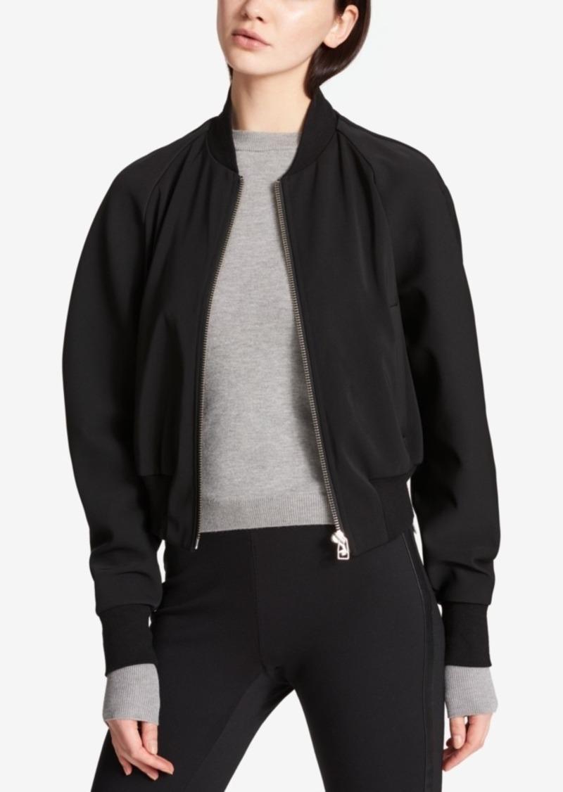 67a2c78cfda90 DKNY Dkny Bomber Jacket | Outerwear