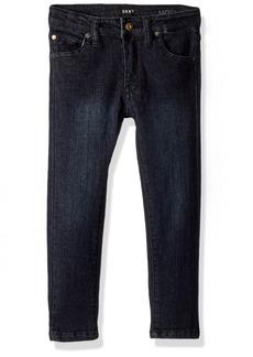 DKNY Boys' Big Mott Straight Fit Stretch Denim Jean
