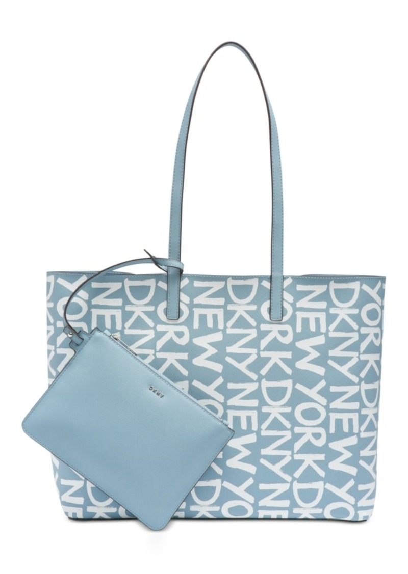 5771849e7d95a On Sale today! DKNY Dkny Brayden Logo Reversible Tote, Created for ...