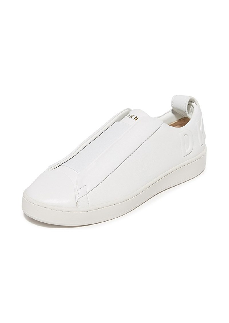 0c1bc0eb35f4 On Sale today! DKNY DKNY Brayden Luxe Debossed Slip On Sneakers