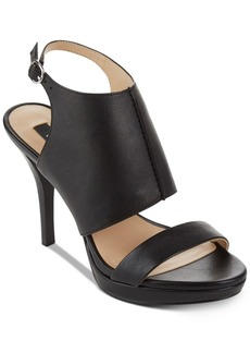 Dkny Bren Ankle-Strap Sandals, Created For Macy's