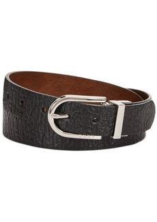 Dkny Buffalo-Glaze Reversible Belt