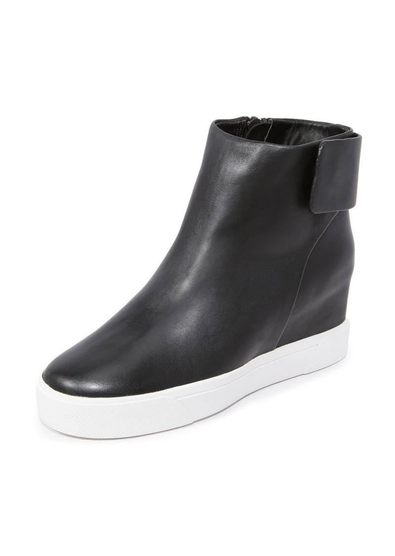 a3db38997c7 DKNY DKNY Cathy Wedge Sneaker Booties