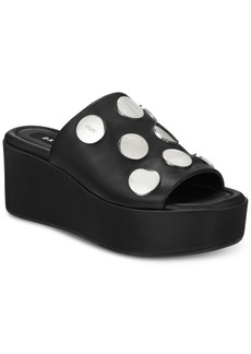 Dkny Catrina2 Wedge Sandals