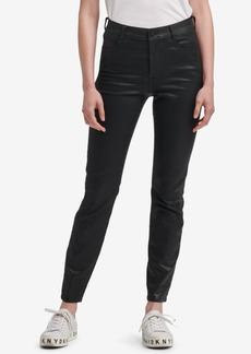 Dkny Five Pocket Coated Jean