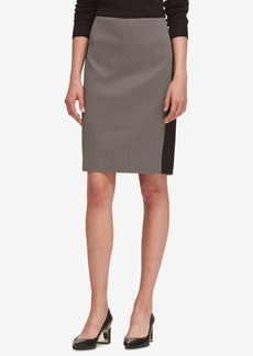 Dkny Colorblocked Pencil Skirt, Created for Macy's
