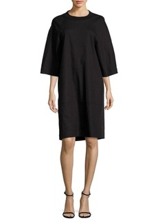 DKNY Donna Karan New York Contrast Shift Dress