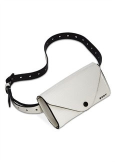 Dkny Croc-Embossed Belt Bag