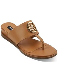 Dkny Dezza Wedge Sandals
