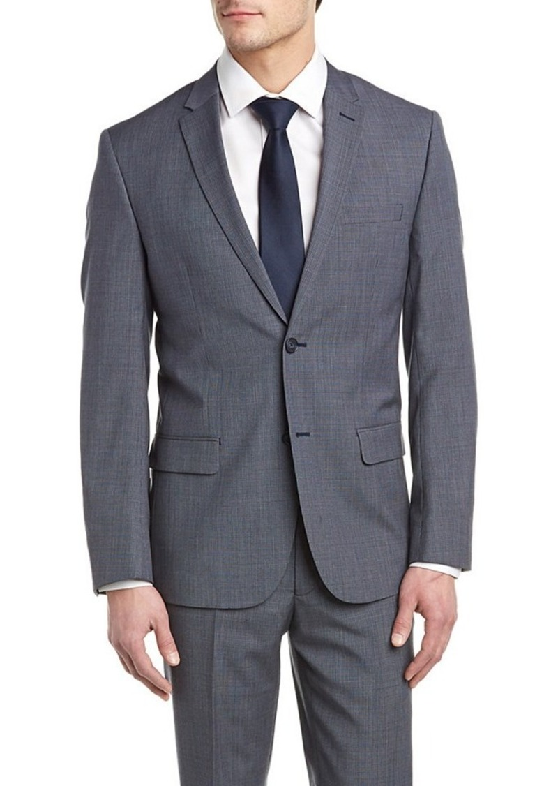 DKNY DKNY Duke Suit with Flat Front Pant