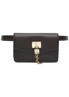 Dkny Elissa Leather Belt Bag, Created for Macy's