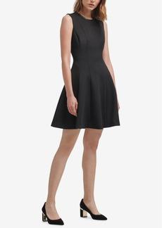 Dkny Foundation Sleeveless Dress, Created for Macy's